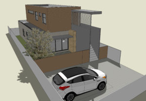 Terrace Option 1 View 3