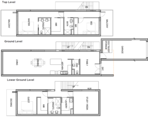 Terrace Option 2 Floor Plan